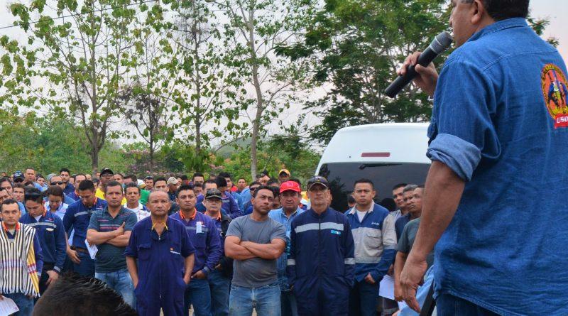 USO Subdirectiva Arauca convoca a trabajadores a reportar novedades laborales por emergencia sanitaria