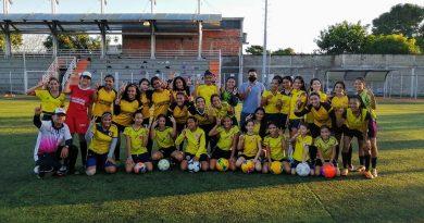 Trabajo social por amor al deporte y a la comunidad